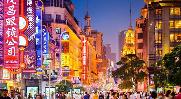 Pesatnya Perkembangan Teknologi Negara China