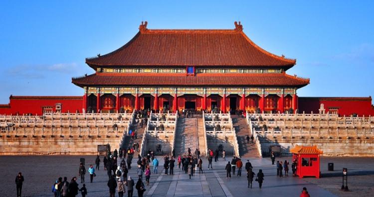 Sejarah Singkat Cina