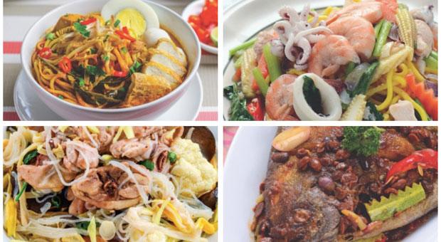 Tentang Masakan China