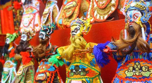 8 Festival Budaya Orang Tionghoa